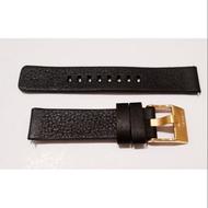 DIESEL黑色錶帶