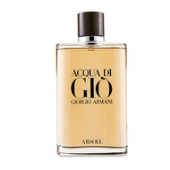 Giorgio Armani 亞曼尼 Acqua Di Gio Absolu Eau De Parfum Spray  200ml/6.7oz