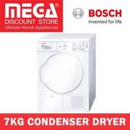 BOSCH WTE84105GB 7KG CONDENSER DRYER