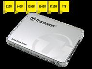 【創見 Transcend】SSD370 2.5吋 SATAIII 固態硬碟(MLC顆粒)