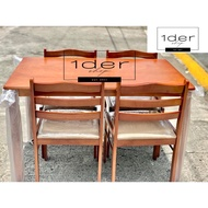 Dining Set 4 seaters