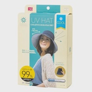 日本 Yourneeds Cool Max 99%UV Cut 可摺疊式防曬漁夫帽 - 兩款選擇