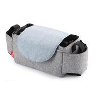 ทารกแรกเกิดรถเข็นเด็กกระเป๋าเครื่องสำอาง Mummy ถุงผ้าอ้อม Multifunctional แขวนกระเป๋าเดินทางขวดนมกระเป๋าอุปกรณ์เสริมรถเข็นเด็ก