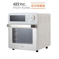 【韓國 422Inc】13L 氣炸烤箱 白色 |原廠保固一年|官方旗艦店