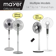 Mistral 16 inch to 14 inch Stand Fan