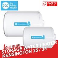 707 Storage Water Heater Kensington