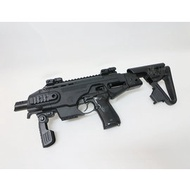 < WLder > 貝瑞塔 M9 衝鋒槍 操作槍( FS CAA 華山模型槍道具槍假槍電影拍片子彈拋殼M92 M9A1跳殼模擬槍火藥槍仿真槍