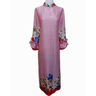 Kaftan Satin Silk - Kamila Kaftan Satin Silk - Women's Kaftan Robe