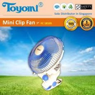 Toyomi FC 1810 Clip Fan