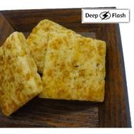 【DPFH♞白芝麻方塊酥】台灣古早味燕麥香白芝麻方塊酥