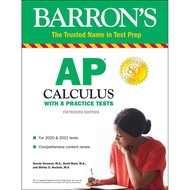 AP Calculus: With 8 Practice Tests (15/Dennis eslite誠品