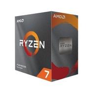 AMD  R7-3800XT 3.9GHz 8核16緒(無內顯)7奈米