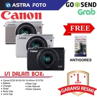 Canon EOS M100 / Canon M100 Kit 15-45mm Official 1 Year Warranty