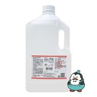 克司博 75%酒精 alcohol 4000ml 乙類成藥