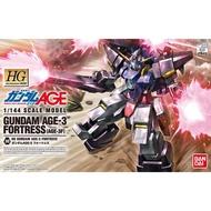 HG 1/144 : Gundam AGE-3 Fortress