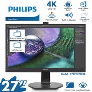 飛利浦 - 27 吋 272P7VPTKEB 16:9 4K 3840 x 2160 Ultra HD LED IPS 顯示器配備網絡攝影機