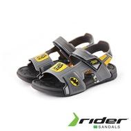 RIDER LIGA DA JUSTICA ICON SAND 運動涼鞋(兒童款) (灰-RI2185520743)