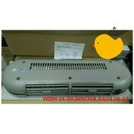 TOYOTA  WISH 04-09  INNOVA RAV4 08-12空氣清靜機 中央空調輔助系統 空氣循環機