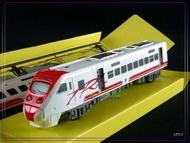 【樂達玩具】合金車系列~台鐵 TEMU2000 普悠瑪號 列車 火車 #MU2000