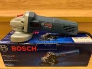 新款 GWS750-100S【工具先生】含稅 BOSCH 4吋 調速 手持 砂輪機。研磨機 非 GWS7-100ET