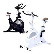 【母親節限定★輝葉】創飛輪健身車Triple傳動系統 HY-20151(風暴白/武士黑)