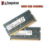 DDR3 4GB 8GB 2GB 1GB PC3L 12800S 1600Mhz 4gb Laptop Memory 1G 2G 4G 8G pc3 1066MHZ 133HZ Notebook Module SODIMM RAM LLY Store