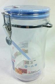 【八八八】e網購~【大來福密封罐】060231 透明筒 糖果罐餅乾罐 保鮮罐 防潮 防螞蟻