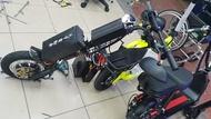 元亨電動車頭 48v18ah 快接快拆輪椅 12吋電機1500W 電動輪椅車 電力輔助車 電動三輪車 電動四輪車 電動車