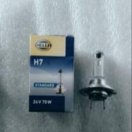 Headlight bulb firing H7 70 watts