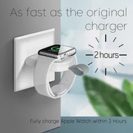 2 In 1 Qi Wireless Charger สำหรับ Apple Watch Series 2 3 4 5 6 SE Applewatch USB ชาร์จสำหรับ IPhone 12Pro Max XS XR