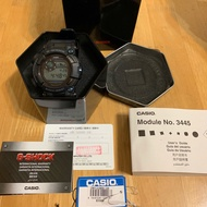 CASIO G-SHOCK GWF-D1000 蛙王