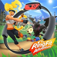 Switch 運動環,Ring fit Adventure 3300NT