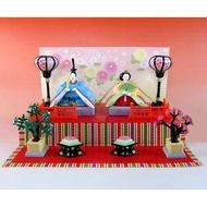 日版 RE-MENT 女兒節 親王飾 雛人形 HINAMATSURI 富貴玩具店
