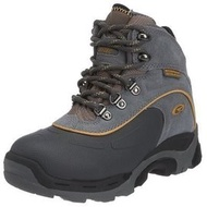 歐美名牌 HI-TEC 200男童登山鞋,32號 男童靴 3M防水絨面料 防寒 高筒 生日禮物 休閒鞋 近全新
