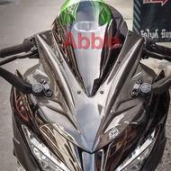 川崎NINJA400 改装 K2擋風鏡 泰國進口