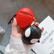 🍌24H快速出貨  蜘蛛人  Airpods  無線藍牙耳機   保護套  收納盒保護套 矽膠耳機套