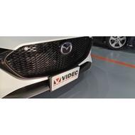 威德汽車精品 2019 NEW MAZDA3 CARBON 大牌下移 車牌下移 套件 HID LED
