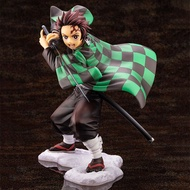 17cm Demon Slayer Kimetsu no Yaiba Nezuko Kamado Tanjirou Action Figure Anime Figure Model Toys Collection Doll Gift