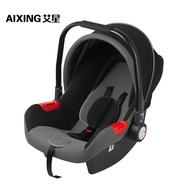 現貨嬰兒提籃式汽車安全座椅新生兒手提籃寶寶車載用便攜搖籃