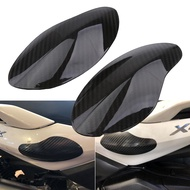 For Yamaha XMAX300 XMAX250 Xmax 125 250 300 400 Motorcycle Scooter Accessories Carbon Fiber Motobike Side Protective Guard Cover