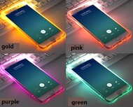 OPPO R9S R9S plus R9 R9Plus R11 R11plus R7 R7 plus R7S casing incoming call flashing cover