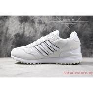 Original Adidas ZX750 Running Shoes Men Women ZX 750 Sport Sneakers White Black