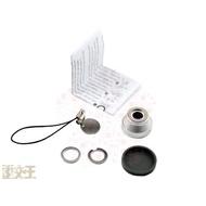 磁吸式鏡頭 行車記錄器/手機/DV/監視器 廣角鏡 望遠鏡 微距鏡 F500 F900HD Len-022