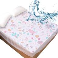 【JoyNa】防水隔尿墊床單 保潔墊(180*200加大雙人床)
