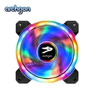 【Archgon亞齊慷】RGBSF02 Blaze PWM RGB(電競風扇-彩虹燈)