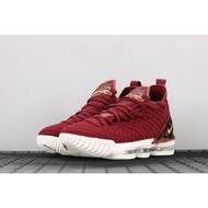 Nike LeBron 16 KING LBJ16 詹姆斯16 酒紅豹紋籃球鞋