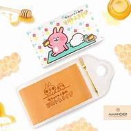 【AMANDIER雅蒙蒂法式甜點】卡娜赫拉的小動物蜂蜜蛋糕禮盒(360g/盒)
