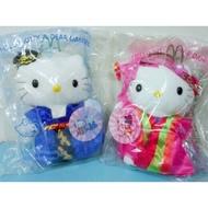 [全新未拆封1999~2000年限量版]❗️Hello Kitty 麥當勞系列❤️ 限量婚禮版娃娃🧸