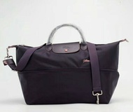 100% Authentic longchamp LE Pliage Club Lady Nylon Dumpling Bag L1911619 Oversized Travel Hand luggage bag tote Shoulder and Crossbody bag-made in france