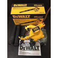 {專營工具}全新 DEWALT 得偉 18V 20V DCE100B 鋰電吹風槍 吹風機 鼓風機 落葉吹風機